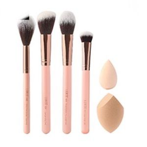 🆕LUXIE Bronze and Glow Set - Rose Gold Coll